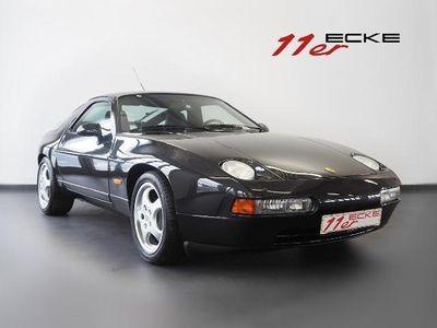 gebraucht Porsche 928 GTS Schalter schwarzschwarz