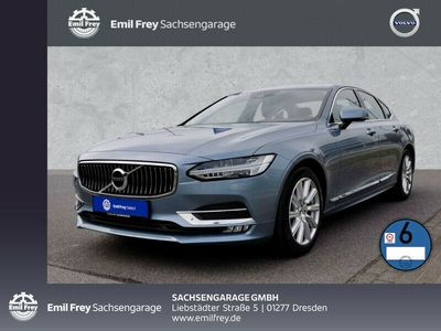 gebraucht Volvo S90 D4 Geartronic Inscription Standhzg. Voll LED