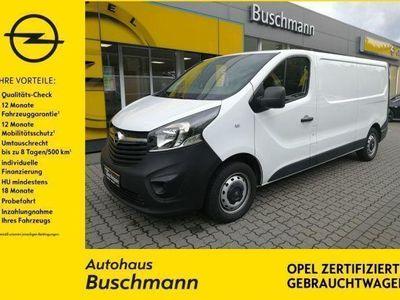 gebraucht Opel Vivaro 1.6 L2H1 Klima