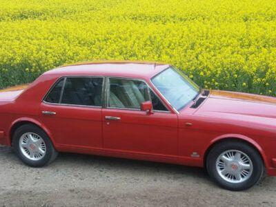 gebraucht Bentley Turbo R- ROT mit VOLLEDER BEIGE Classic Data 2