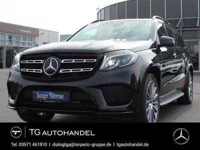 gebraucht Mercedes GLS350 d 4M 2x AMG Line HARMAN.KARDON®+360°KAM.