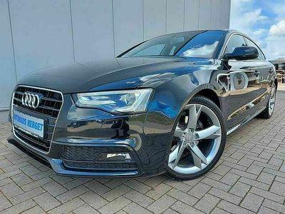 gebraucht Audi A5 Sportback 1.8 TFSI S-Line 2.Hand/Scheckheft/Bi-Xen