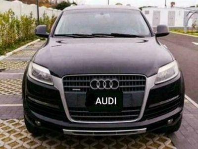 gebraucht Audi Q7 3.0 4L QUATTRO S LINE