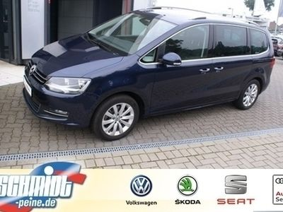 second-hand VW Sharan 2.0 TDI Highline Business NaviLeder
