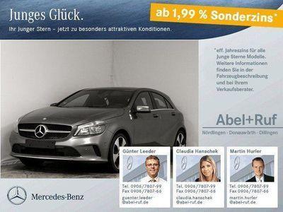 gebraucht Mercedes A200 d Urban Akt. PTS 7G Navigation Klima SHZ