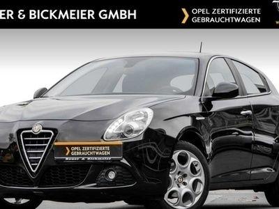 gebraucht Alfa Romeo Giulietta Giulietta1.4 5-türig Super KLIMAAUTOMATIK+SITZHEIZUNG