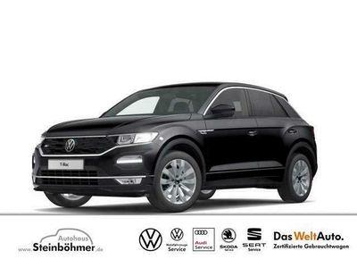 gebraucht VW T-Roc Sport 1.5 l TSI OPF 110 kW (150 PS) Klima