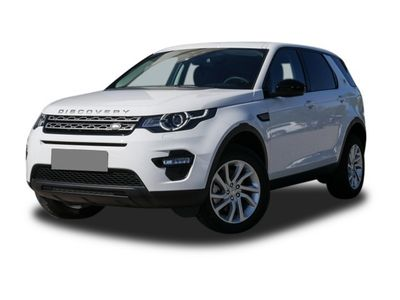 gebraucht Land Rover Discovery Sport TD4 Pure Xenon Bluetooth Navi