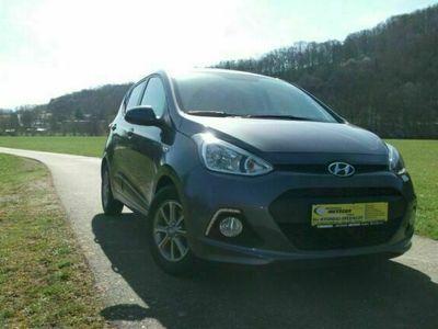 gebraucht Hyundai i10 Passion als Kleinwagen in Widdern