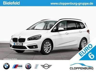 gebraucht BMW 220 Gran Tourer i Advantage LED NAVI TEMPOMAT -