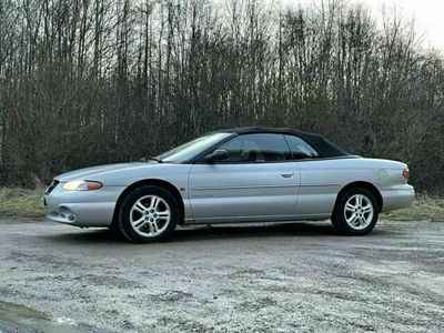 gebraucht Chrysler Stratus 2,5 V6 Cabrio