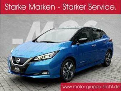 gebraucht Nissan Leaf 40 kWh Tekna #LED#Leder, Vorführwagen, bei MGS Motor Gruppe Sticht GmbH & Co. KG