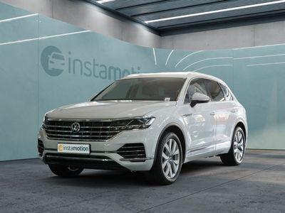 gebraucht VW Touareg Touareg3.0 TDI Elegance 4Motion LED ACC EU6 AID