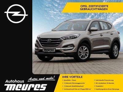 gebraucht Hyundai Tucson 1.6 Trend 2WD NAVI KAMERA WINTERPAKET PDC -