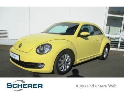 gebraucht VW Beetle Design 1.2 TSI **Einparkhilfe, Sitzheizung**