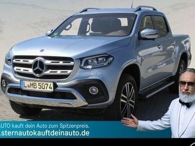 gebraucht Mercedes X250 d Power Edition