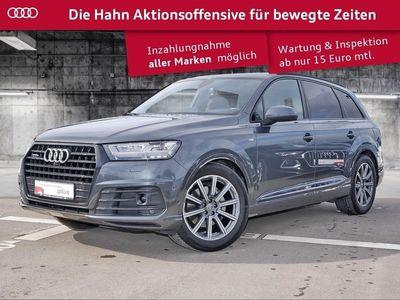 gebraucht Audi Q7 3.0TDI S-line qu.ABT EU6 LED Navi Standh ACC