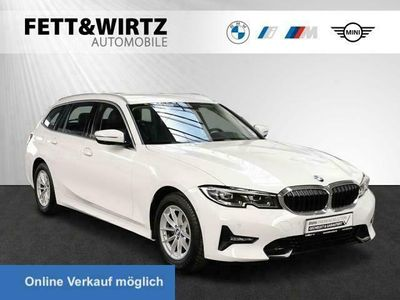 gebraucht BMW 320 d Sport Line Live Prof