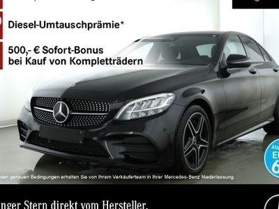 gebraucht Mercedes C300 AMG LED Night Keyl-GO Kamera PTS Sitzh Temp