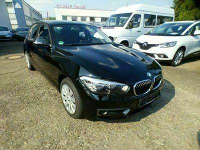 gebraucht BMW 116 Neu 1er Navi'31 Tkm
