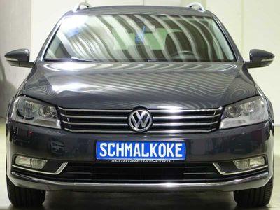 gebraucht VW Passat Variant 1.6TDI BMT COMFORTL Navi 2C-Clima