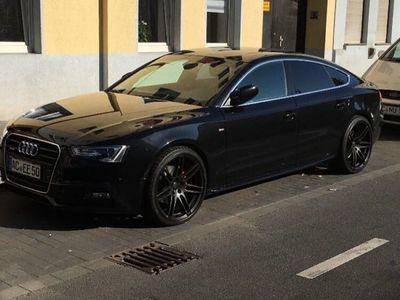 gebraucht Audi A5 S-line Sportspack Diesel 1Hand Checkheft