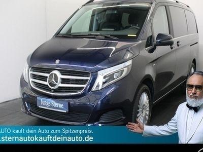 gebraucht Mercedes V250 lang d Avantgarde Edition Automatik COMAND