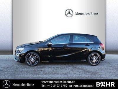 gebraucht Mercedes A180 BlueEFFICIENCY Limousine AMG Line/Styling