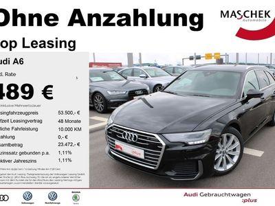 gebraucht Audi A6 Avant S line 45 TDI AHK ACC B&O virtualcpt Le S