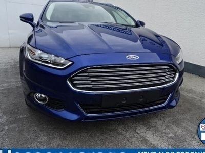 käytetty Ford Mondeo Turnier 2.0 TDCi SStopp PowerShift-Aut Titani Klima Navi
