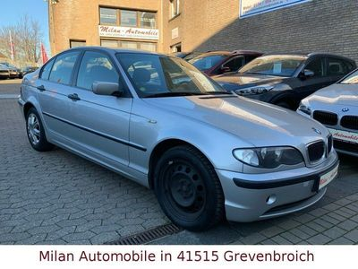 gebraucht BMW 320 Baureihe 3 Lim. d Automatik