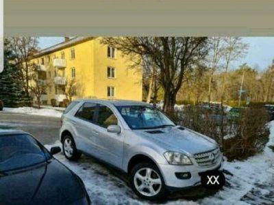 gebraucht Mercedes ML420 Mercedes Benz