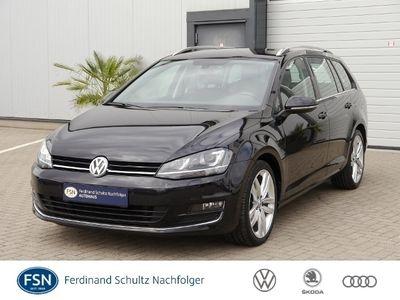 gebraucht VW Golf VII Variant VII Variant 2.0 TDI HL DSG XENON NAVI TEMPOMAT PD