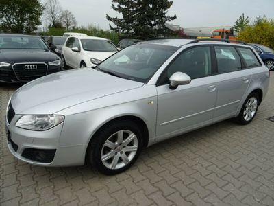 used Seat Exeo ST 2.0 TDI CR Reference Alu PDC