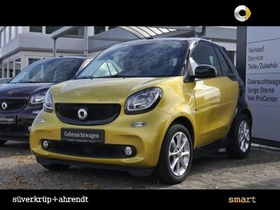 gebraucht Smart ForTwo Electric Drive eq cabrio cool audio led