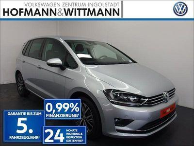 gebraucht VW Golf Sportsvan 2.0 TDI BMT DSG Allstar Xenon/ACC