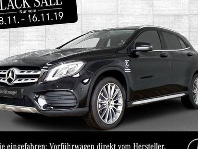 gebraucht Mercedes GLA200 Night Edition LED Navi Totwinkel PTS Sitzh