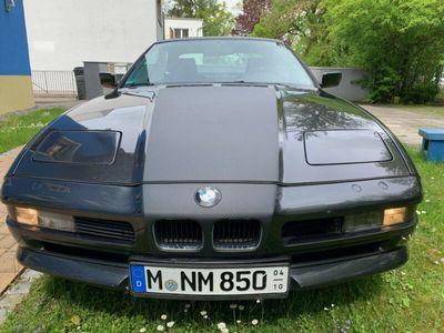 gebraucht BMW 850 Ci (850i) mit Prinz Gasanlage, gepfl. Zustand