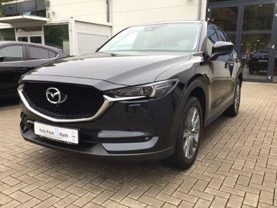 gebraucht Mazda CX-5 G194 Sports-Line *Navi*BOSE*Kamera*-Barpreis-