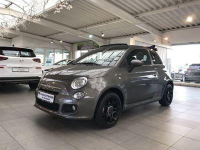 gebraucht Fiat 500C Cabrio1.2 8V S