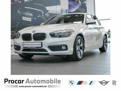 gebraucht BMW 116 1er d Advantage
