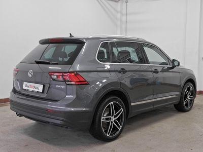 "gebraucht VW Tiguan 2.0 TDI ""SOUND"" LED,Navi,ACC,AHK KLIMA"