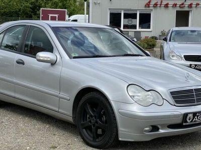 gebraucht Mercedes C240 LPG