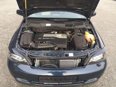 gebraucht Opel Astra 2.2 16V Coupe*Automatik*Klimaautomatik*Xenon*