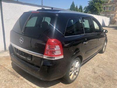 used Opel Zafira B Vollausstattung