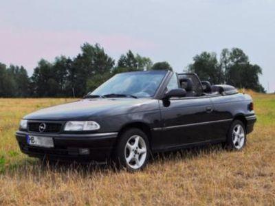 gebraucht Opel Astra Cabriolet F - - 1.6i Bertone Edition
