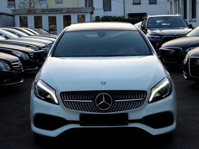 gebraucht Mercedes A180 AMG-SPORTPAKET + NIGHT PAKET PANO KAMERA