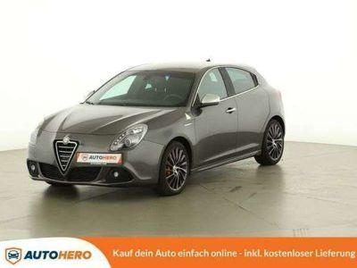 gebraucht Alfa Romeo Giulietta Giulietta Romeo1.8 Turbo Quadrifoglio Verde