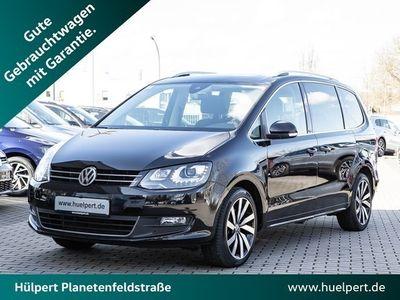 gebraucht VW Sharan 2.0 TDI 4M Comfort Allstar eKlappe XENON PANO STHZ ACC CAM ALU18