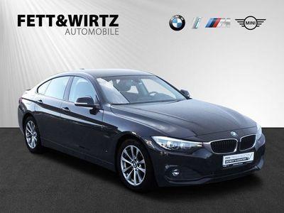 gebraucht BMW 420 Gran Coupé Advantage 17''LM Navi SHZ Klima